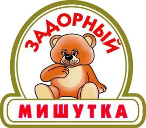 Задорный мишутка - клиент компании Wikiznak